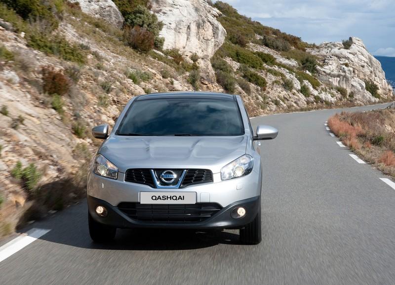 Nissan qashqai se 20 cvt